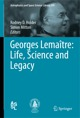 Georges Lemaître biography astronomer cosmologist priest book jacket